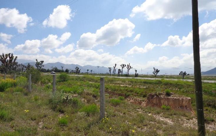 Foto de terreno habitacional en venta en  xxx, los llanos, arteaga, coahuila de zaragoza, 971235 No. 03
