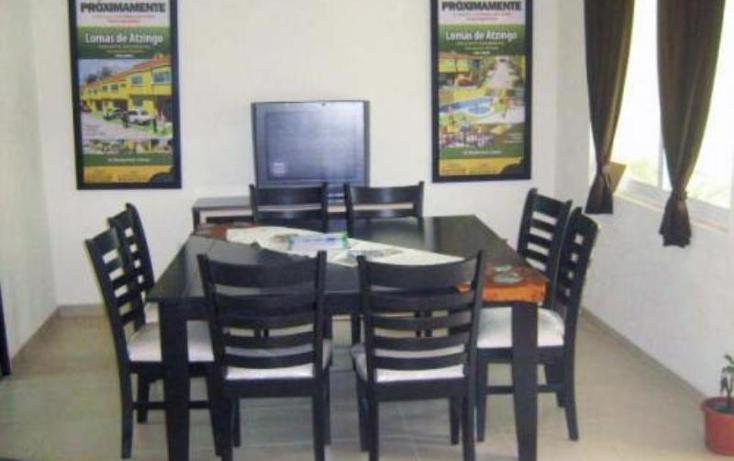 Foto de casa en venta en xxx xxx, lomas de atzingo, cuernavaca, morelos, 398141 No. 04