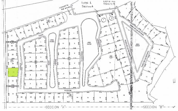 Foto de terreno habitacional en venta en, y, parras, coahuila de zaragoza, 1250395 no 04