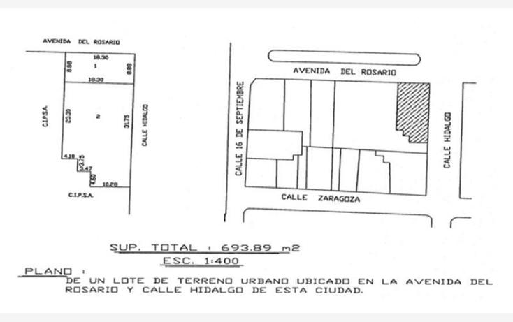 Foto de casa en venta en  , y, parras, coahuila de zaragoza, 1725406 No. 07