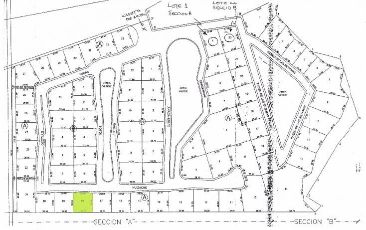 Foto de terreno habitacional en venta en, y, parras, coahuila de zaragoza, 1774798 no 04