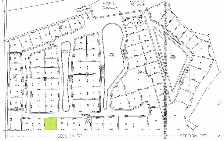 Foto de terreno habitacional en venta en  , y, parras, coahuila de zaragoza, 1774798 No. 04