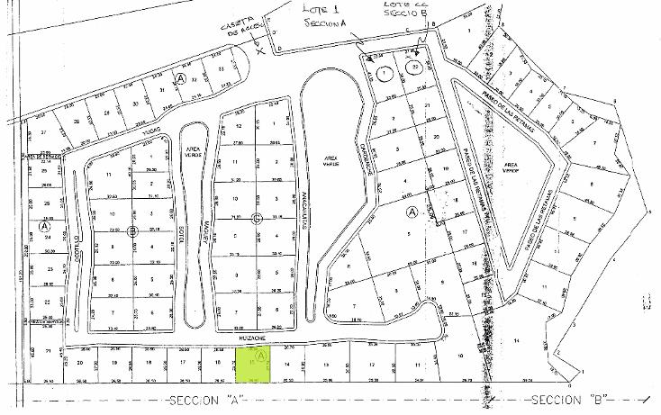 Foto de terreno habitacional en venta en  , y, parras, coahuila de zaragoza, 1776186 No. 04