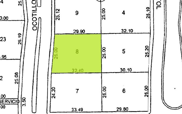 Foto de terreno habitacional en venta en  , y, parras, coahuila de zaragoza, 1778042 No. 03