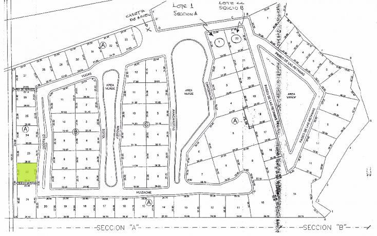 Foto de terreno habitacional en venta en, y, parras, coahuila de zaragoza, 1778478 no 03