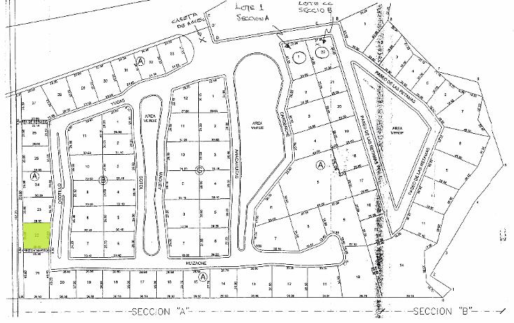 Foto de terreno habitacional en venta en  , y, parras, coahuila de zaragoza, 1778478 No. 03