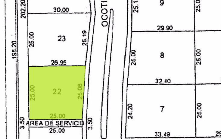 Foto de terreno habitacional en venta en  , y, parras, coahuila de zaragoza, 1778478 No. 04