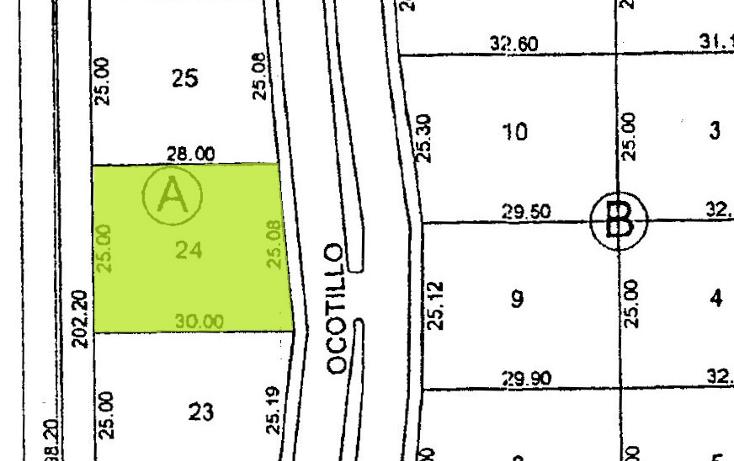 Foto de terreno habitacional en venta en  , y, parras, coahuila de zaragoza, 1778792 No. 04