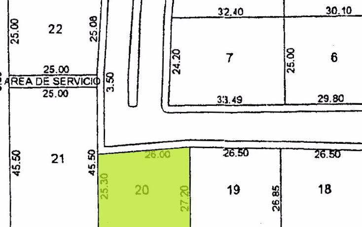 Foto de terreno habitacional en venta en  , y, parras, coahuila de zaragoza, 943379 No. 04