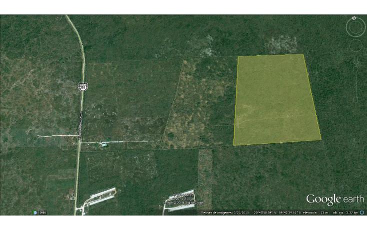 Foto de terreno comercial en venta en  , yaxcopoil, umán, yucatán, 1087235 No. 02