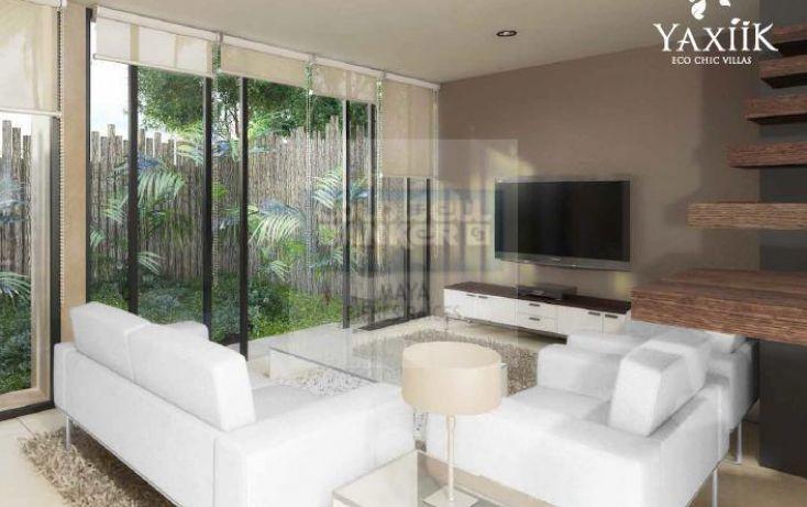 Foto de casa en condominio en venta en yaxiik, tulum centro, tulum, quintana roo, 1522542 no 02