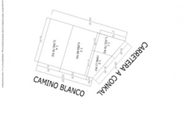 Foto de terreno habitacional en venta en, yaxkukul, cuzamá, yucatán, 1753772 no 02