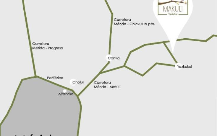 Foto de terreno habitacional en venta en  , yaxkukul, yaxkukul, yucatán, 1112875 No. 04