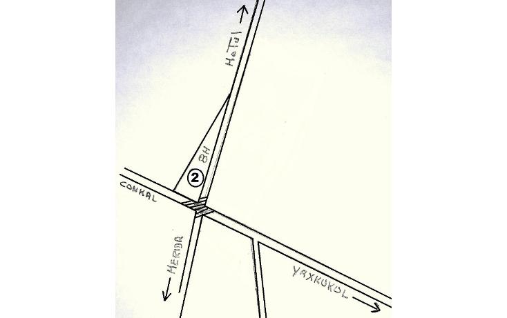 Foto de terreno habitacional en venta en  , yaxkukul, yaxkukul, yucatán, 1130669 No. 01