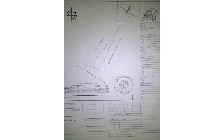Foto de terreno habitacional en venta en  , yaxkukul, yaxkukul, yucatán, 1130669 No. 02