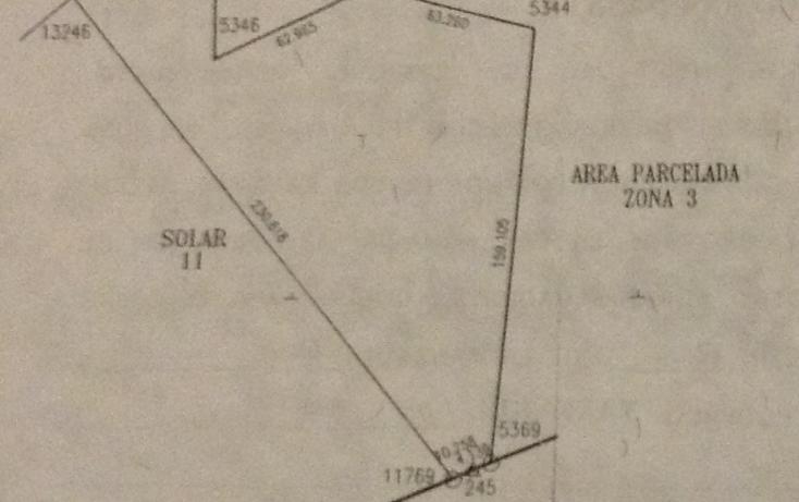 Foto de terreno habitacional en venta en  , yaxkukul, yaxkukul, yucatán, 1373545 No. 01