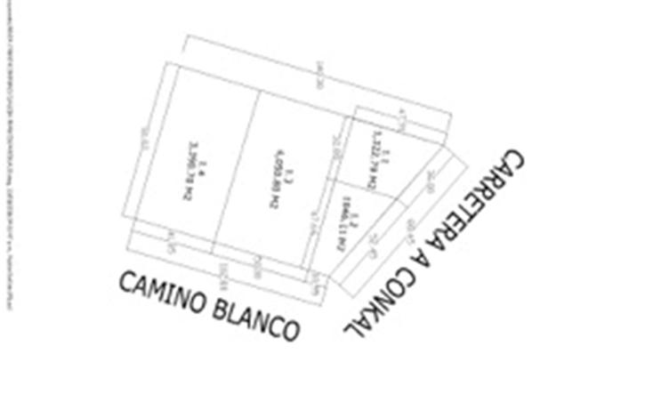 Foto de terreno habitacional en venta en  , yaxkukul, yaxkukul, yucatán, 1753772 No. 02