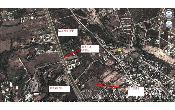 Foto de terreno comercial en renta en  , yerbaniz, santiago, nuevo león, 1144981 No. 09
