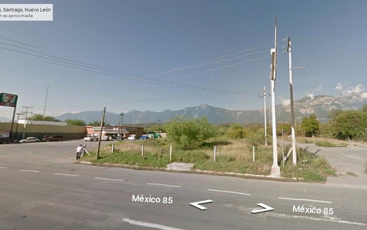 Foto de terreno comercial en renta en  , yerbaniz, santiago, nuevo león, 1149367 No. 01