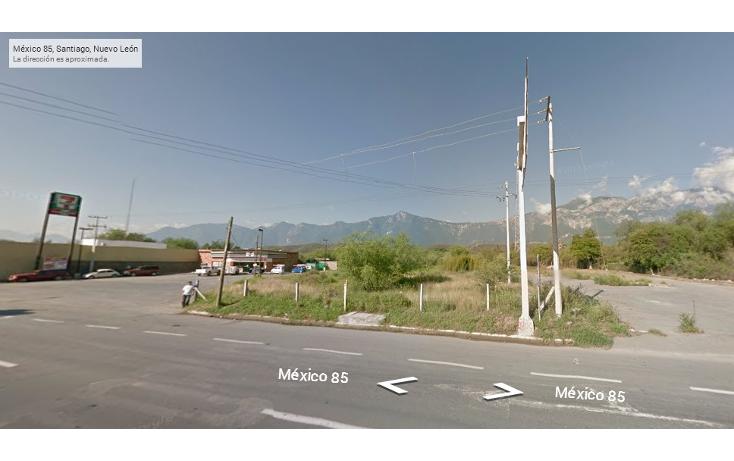 Foto de terreno habitacional en renta en  , yerbaniz, santiago, nuevo león, 1149367 No. 01