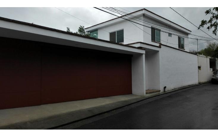 Foto de casa en venta en  , yerbaniz, santiago, nuevo león, 1275615 No. 01