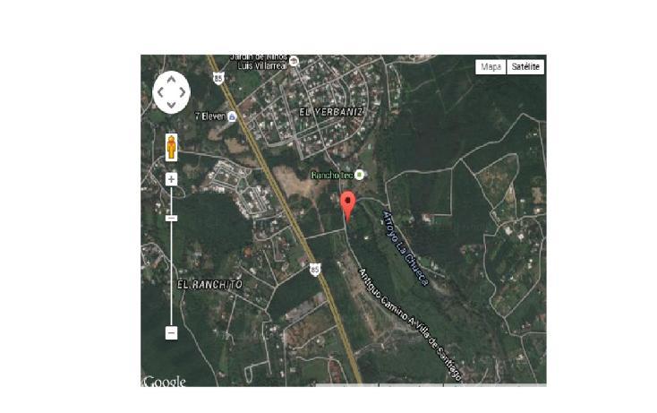 Foto de terreno comercial en venta en  , yerbaniz, santiago, nuevo león, 1328351 No. 01