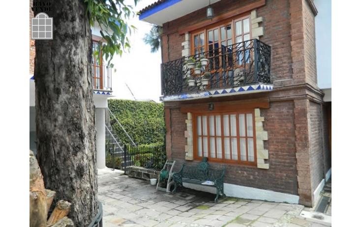 Foto de casa en venta en yucalpeten, héroes de padierna, tlalpan, df, 596948 no 01