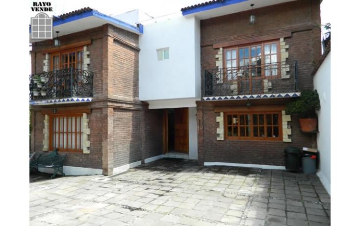 Foto de casa en venta en yucalpeten, héroes de padierna, tlalpan, df, 596948 no 02