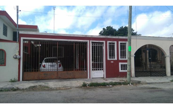 Foto de casa en venta en  , yucalpeten, mérida, yucatán, 1671876 No. 01