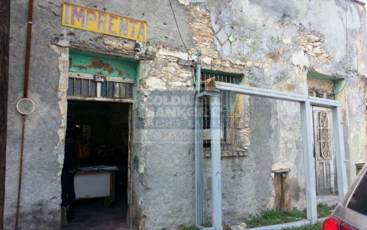 Foto de terreno habitacional en venta en yucatan 514, independencia, monterrey, nuevo león, 346277 no 01