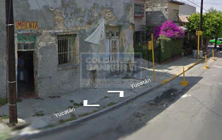Foto de terreno habitacional en venta en yucatan 514, independencia, monterrey, nuevo león, 346277 no 06