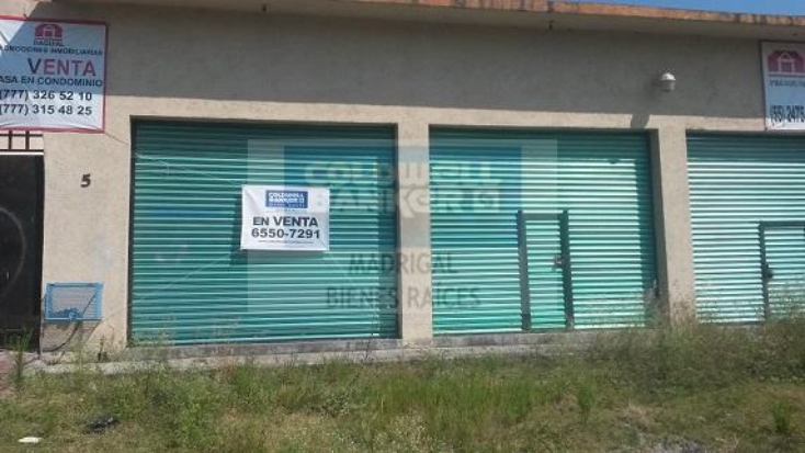 Foto de local en venta en yucatan 842, granjas mérida, temixco, morelos, 616689 No. 01