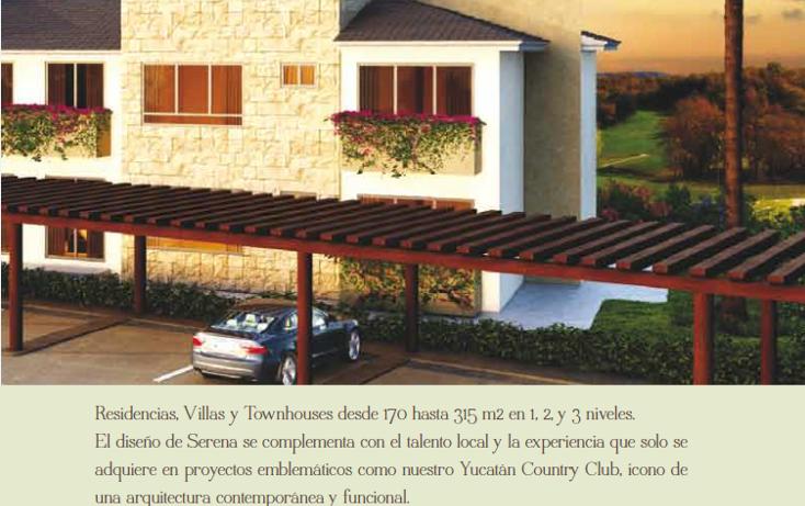 Foto de departamento en venta en  , yucatan, mérida, yucatán, 1062835 No. 05