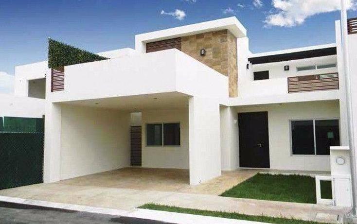 Foto de casa en venta en  , yucatan, mérida, yucatán, 1184227 No. 01