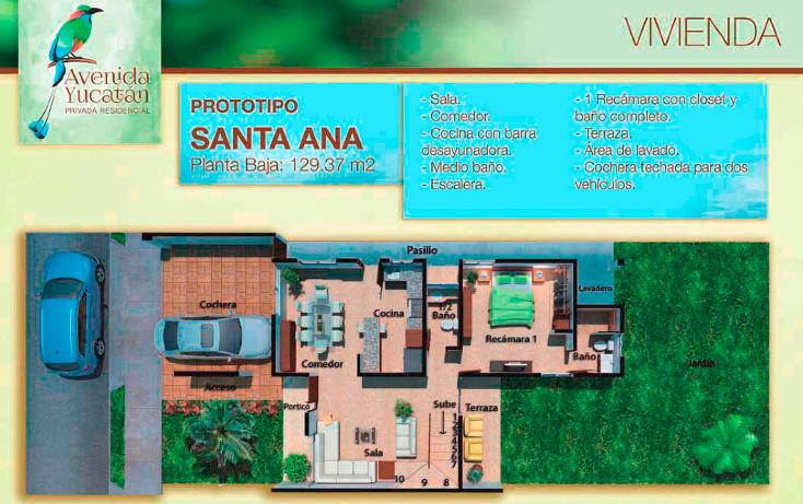Foto de casa en venta en  , yucatan, mérida, yucatán, 1184227 No. 14