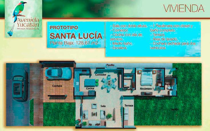 Foto de casa en venta en  , yucatan, mérida, yucatán, 1184257 No. 05