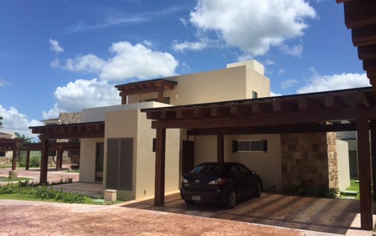 Foto de casa en venta en  , yucatan, mérida, yucatán, 1262519 No. 01