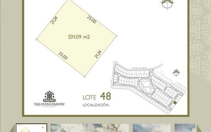Foto de terreno habitacional en venta en  , yucatan, mérida, yucatán, 1299017 No. 01