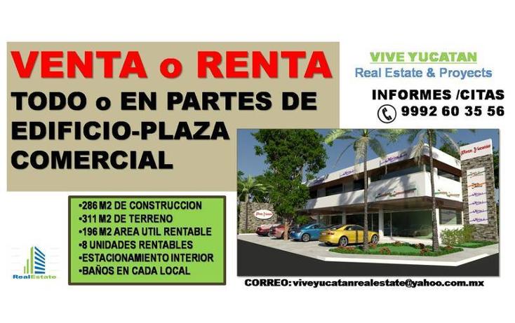 Foto de edificio en renta en  , yucatan, m?rida, yucat?n, 1357385 No. 22