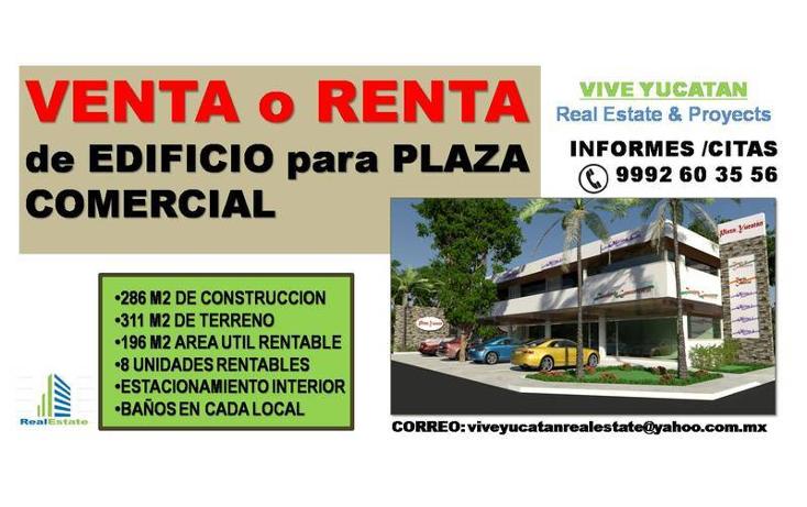 Foto de edificio en renta en  , yucatan, m?rida, yucat?n, 1357385 No. 23