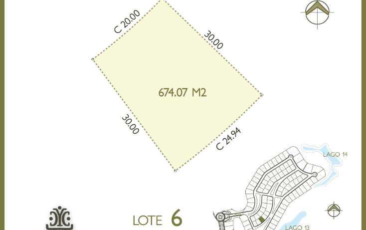 Foto de terreno habitacional en venta en  , yucatan, mérida, yucatán, 1608700 No. 01