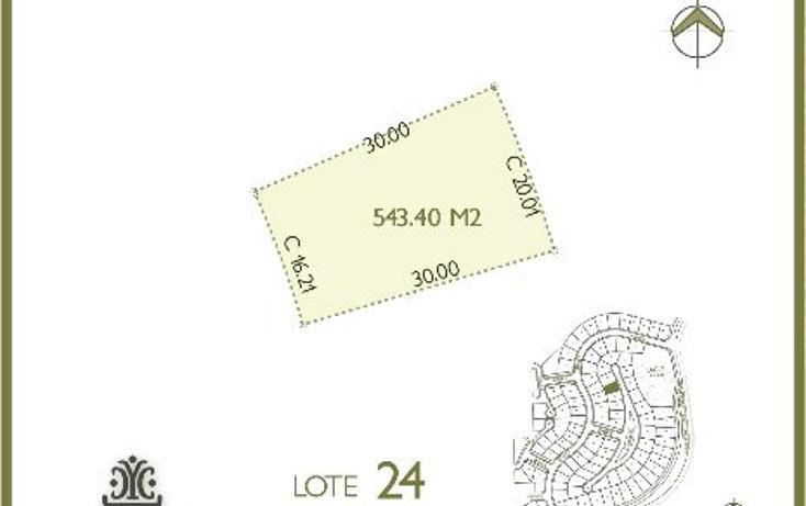 Foto de terreno habitacional en venta en  , yucatan, mérida, yucatán, 1616080 No. 01