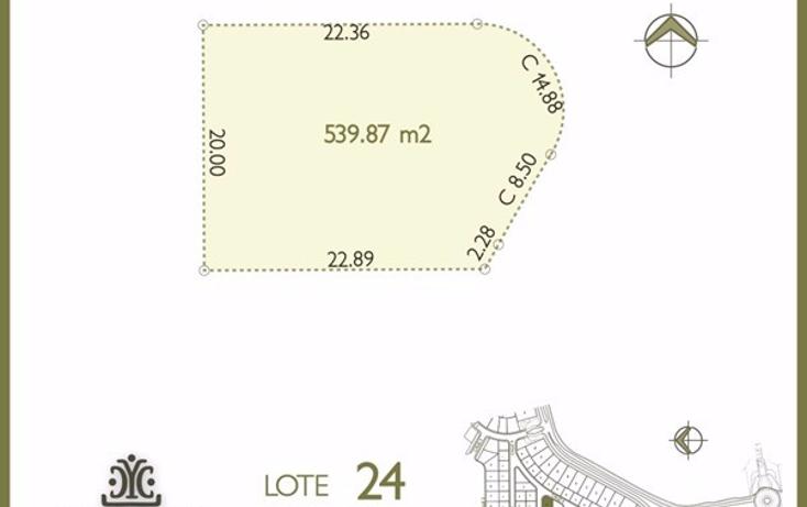 Foto de terreno habitacional en venta en  , yucatan, mérida, yucatán, 1691080 No. 01
