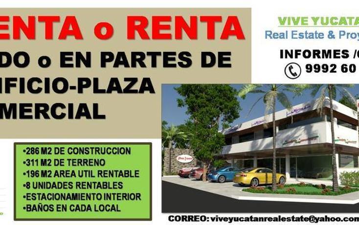 Foto de edificio en venta en  , yucatan, mérida, yucatán, 2714507 No. 22