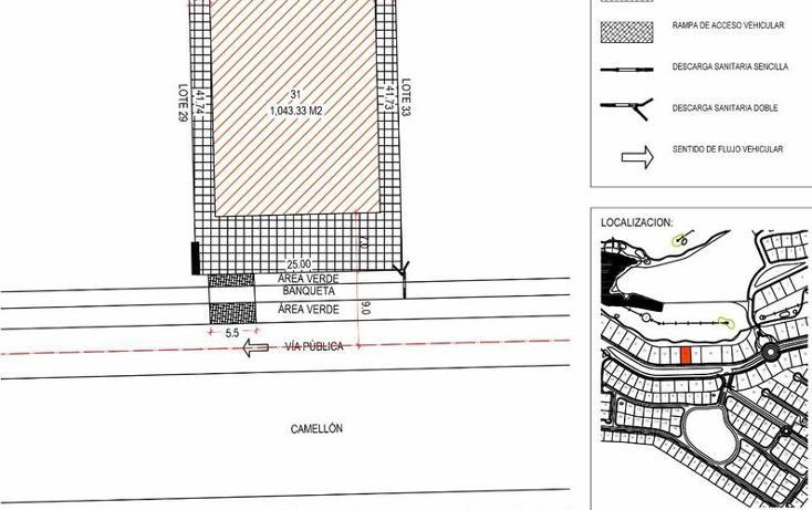 Foto de terreno habitacional en venta en  , yucatan, mérida, yucatán, 3427010 No. 02