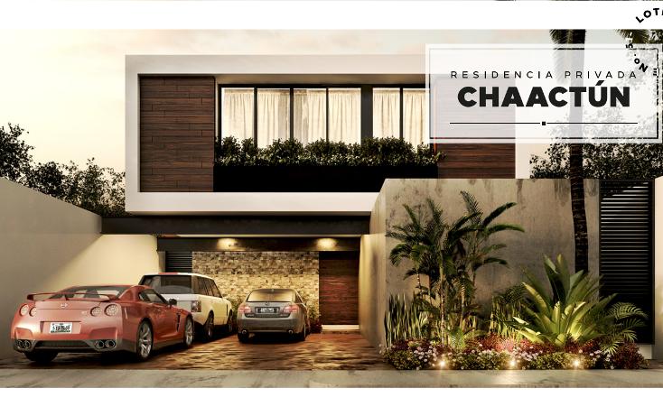 Foto de casa en venta en  , yucatan, mérida, yucatán, 3427385 No. 01