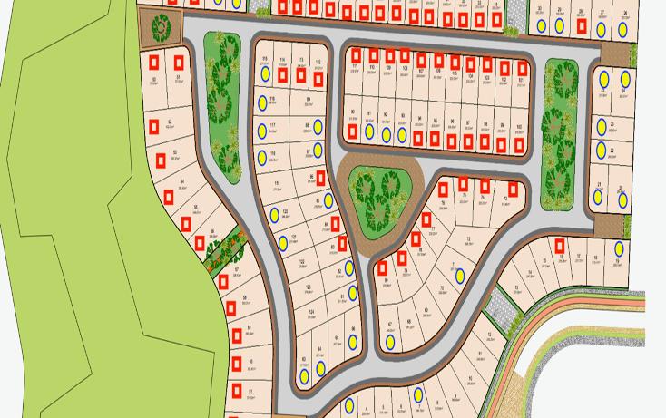 Foto de terreno habitacional en venta en  , yucatan, mérida, yucatán, 943377 No. 03