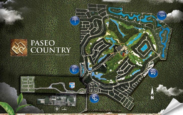Foto de terreno habitacional en venta en  , yucatan, mérida, yucatán, 943377 No. 06