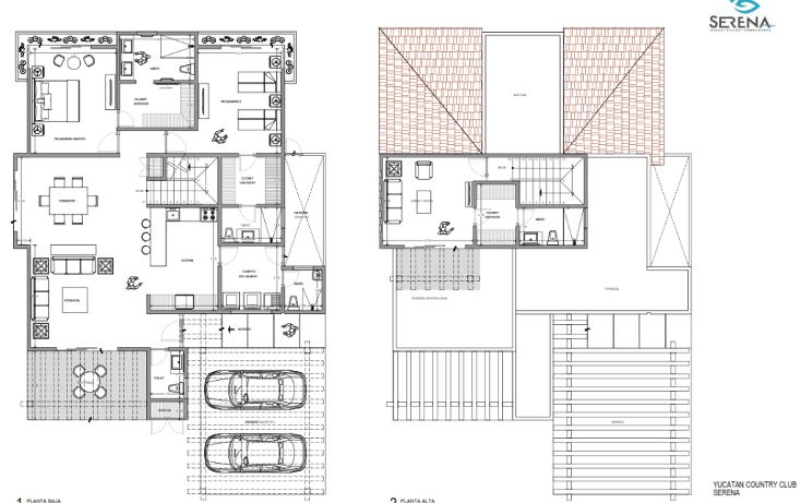 Foto de casa en condominio en renta en, yucatan, mérida, yucatán, 946117 no 23
