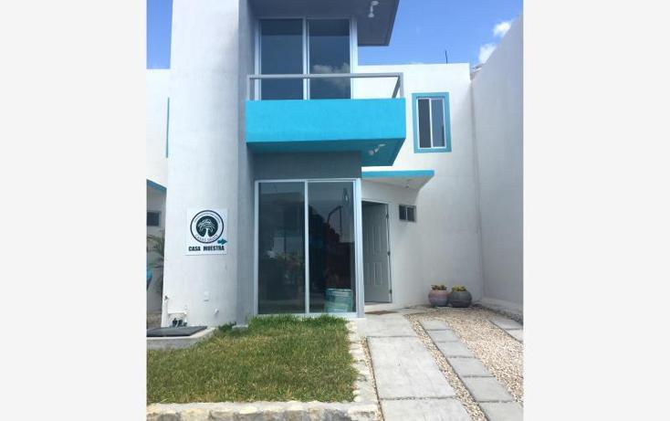 Foto de casa en venta en yukis 1, santa cruz, tuxtla gutiérrez, chiapas, 1735006 No. 01